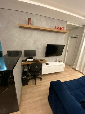 Lindo Apartamento Residencial Itayami Todo Planejado Próximo U.F.M.S - Foto 6