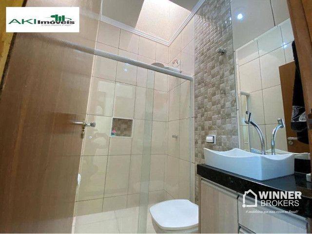 Casa com 2 dormitórios à venda, 78 m² por R$ 252.000,00 - São José - Sarandi/PR - Foto 13