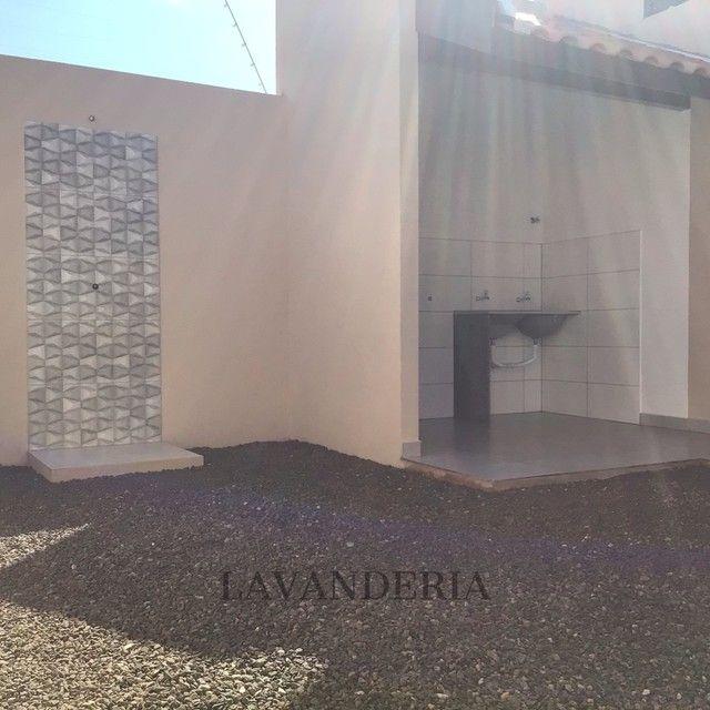 LINDÍSSIMA CASA, com ótima localização no bairro Santo Amaro. - Foto 20