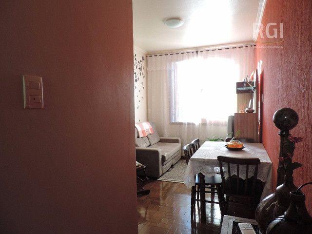 Apartamento à venda com 1 dormitórios em São sebastião, Porto alegre cod:NK19743 - Foto 3