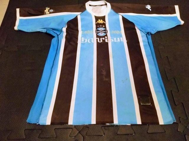 Camisas Centenário Grêmio - Foto 4