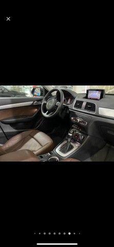 Audi Q3 prestigie plus 2019 com teto  - Foto 14