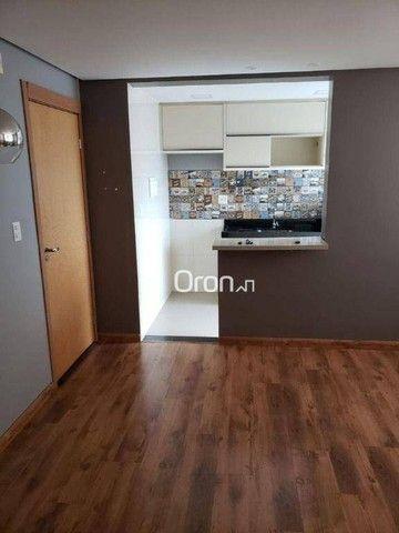 Apartamento com 2 dormitórios à venda, 50 m² por R$ 235.000,00 - Jardim da Luz - Goiânia/G