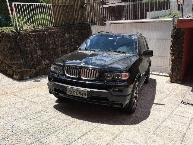 BMW X5 4.8 IS 4x4 V8 32v 360cv