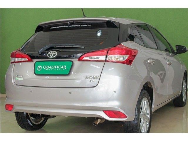Toyota Yaris 2019 1.3 16v flex xl manual - Foto 7