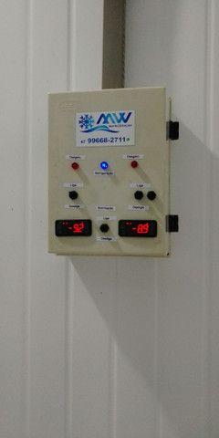 Câmara fria temos usadas e novas - Foto 2