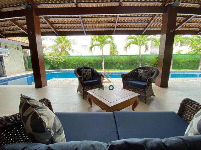 Casa com 4 dormitórios à venda, 650 m² por R$ 4.500.000 - Porto das Dunas - Fortaleza/CE - Foto 7