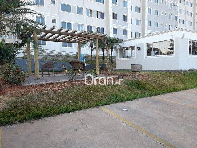 Apartamento com 2 dormitórios à venda, 50 m² por R$ 235.000,00 - Jardim da Luz - Goiânia/G - Foto 11