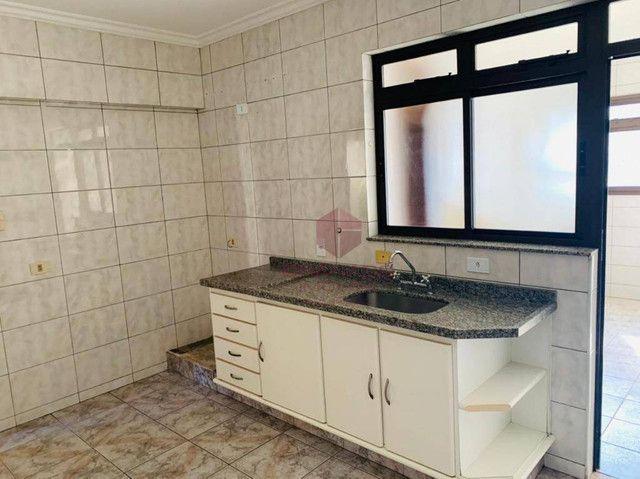 Apartamento com 3 dormitórios para alugar, 128 m² por R$ 1.300,00/mês - Zona 01 - Maringá/ - Foto 7