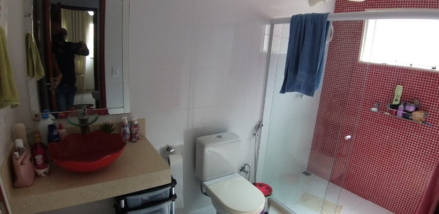 Casa cond. solar dos cantarinos 03 quartos, espaço para construir piscina e churrasqueira - Foto 15