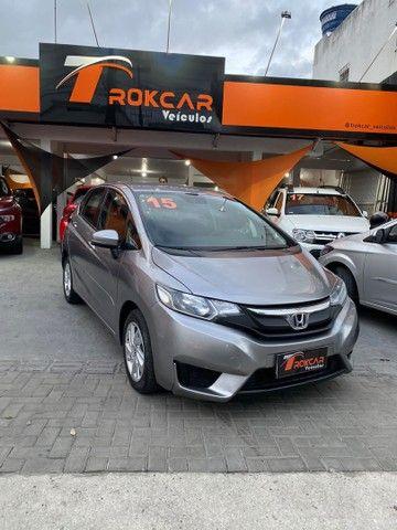 Honda Fit 1.4 LX CVT Automatico 2015 EXTRA !!! - Foto 3