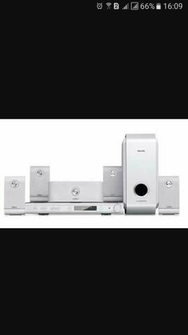 Home theater philips lx 600