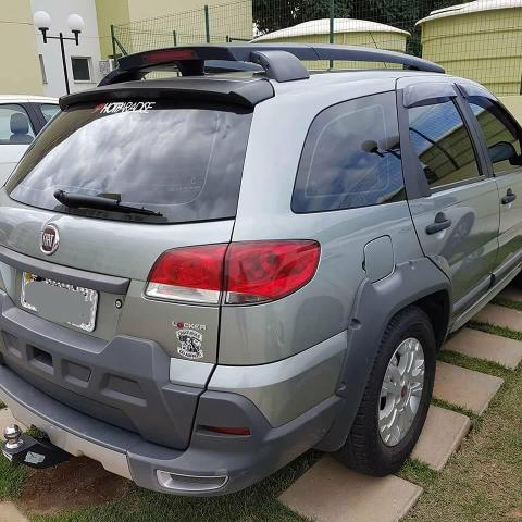 vendo fiat palio weekend adventure locker 2010 carros