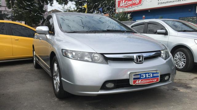 Honda Civic 1.8 EXS 2008