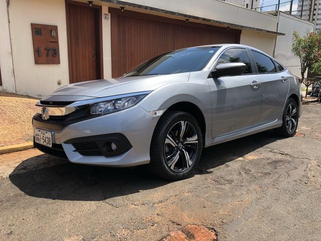 Good Honda Civic EX 2017