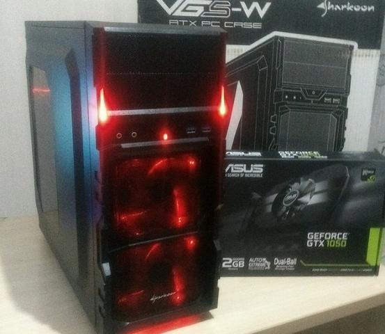 Pc Gamer - I5 2300, Gtx 1050 2gb Asus, 8gb, Gabinete Gamer