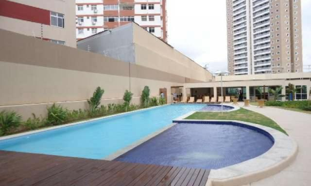Fátima - Apartamento 70,55m² com 3 quartos e 2 vagas