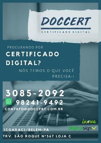 3d96ba4b5 Certificado Digital - ICP- Brasil - Serviços - Cruzeiro