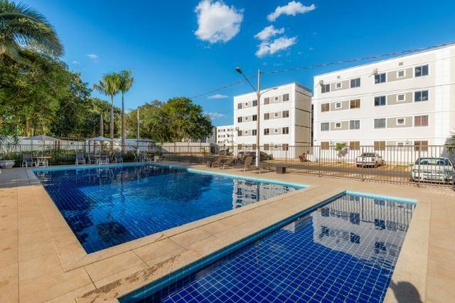 Apartamento de 2 quartos, nas melhores regiões de Cuiabá e Várzea Grande