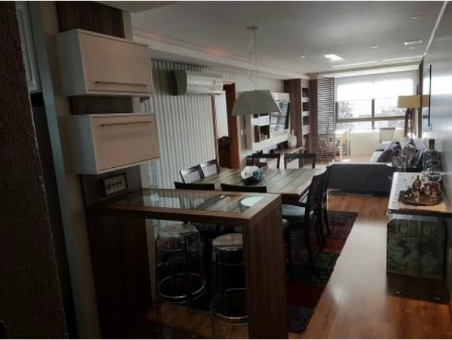 Excelente Apartamento 3 Dormitórios Mobiliado e Finamente Decorado - Rio Branco - Foto 5