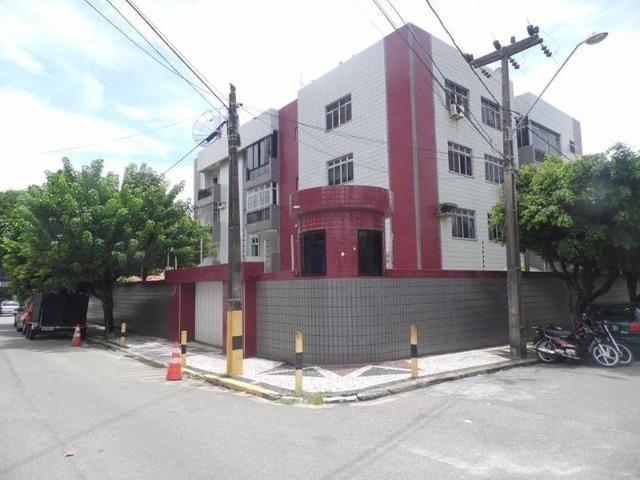 Aldeota - Apartamento 129m² com 3 quartos e 2 vagas