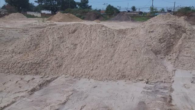 Areia pedra aréola