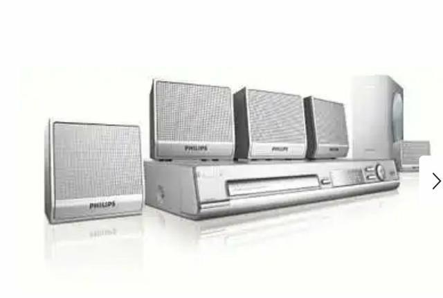 Vendo/Troco em celular - Home Theater Philips HTS3090/78