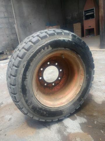 Roda para minicarregadeira - Foto 3