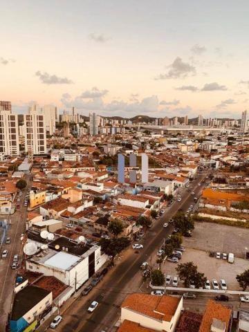 Apartamento com 3 dormitórios para alugar, 101 m² por r$ 2.800,00 - alecrim - natal/rn - Foto 20