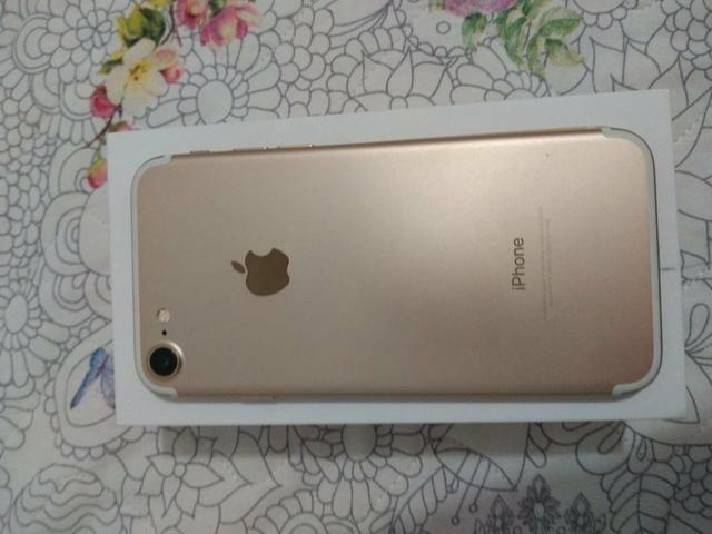 Vendo iPhone 7 bem conservado!!! - Foto 3