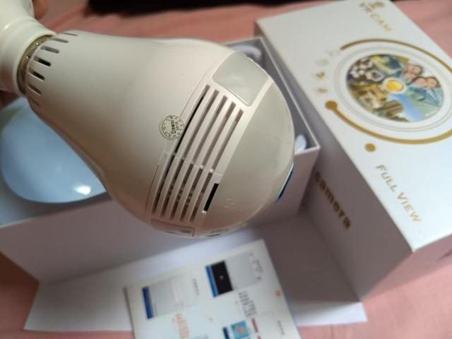 Câmera Lampada Espiã - Foto 2