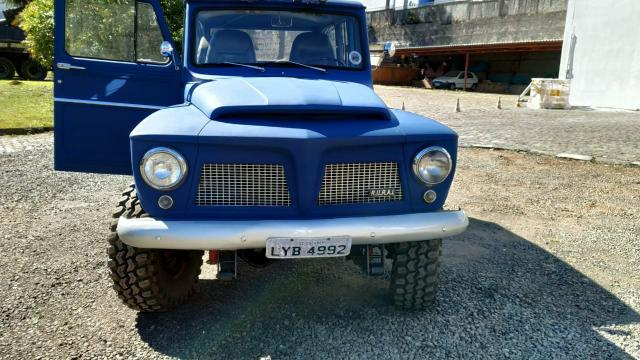 Ford Rural Willys 1972 - Foto 2