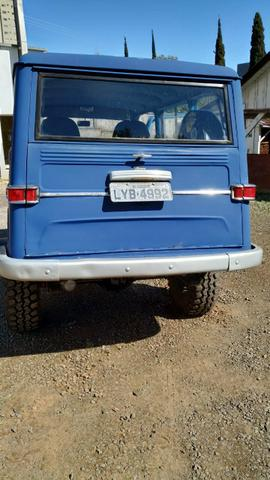 Ford Rural Willys 1972 - Foto 4