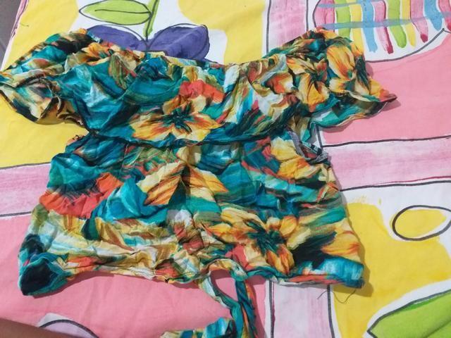 Vendo essas 3 blusas - Foto 3
