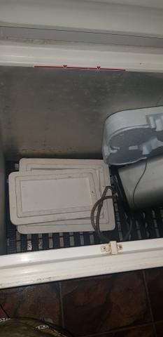 Freezer metalfrio 2 tampas - Foto 2