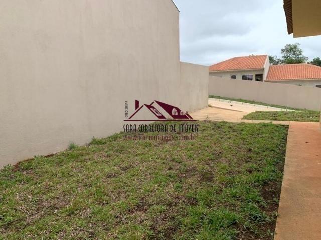 Casas em colombo bairro são dimas $165.000,00 - Foto 5