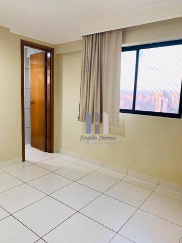 Apartamento com 3 dormitórios para alugar, 101 m² por r$ 2.800,00 - alecrim - natal/rn - Foto 10