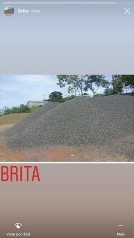 Disk material para sua obra !! Areia,brita,po de pedra e Gravilhao - Foto 3