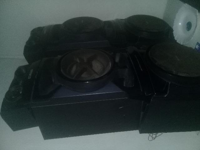 Par de caixas de som da Sony Genezi - Foto 3