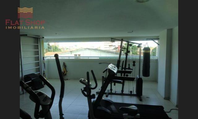 Apartamento com 3 dormitórios à venda, fortaleza/ce - Foto 9
