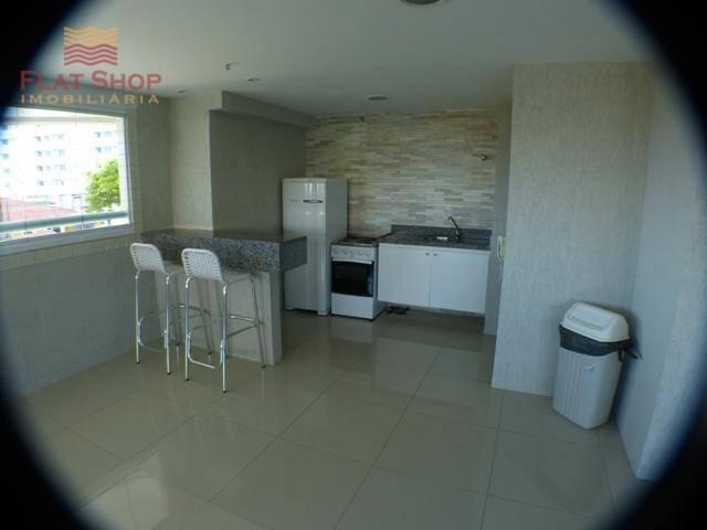 Apartamento com 3 dormitórios à venda, fortaleza/ce - Foto 10