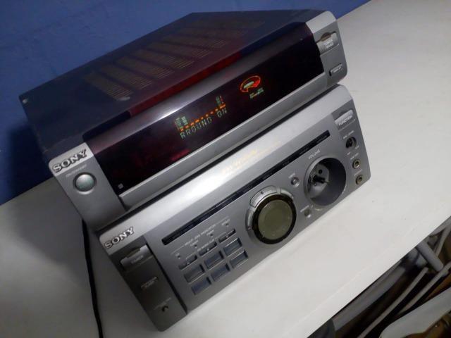 Micro System Sony Fh-w55av Receiver - Foto 5