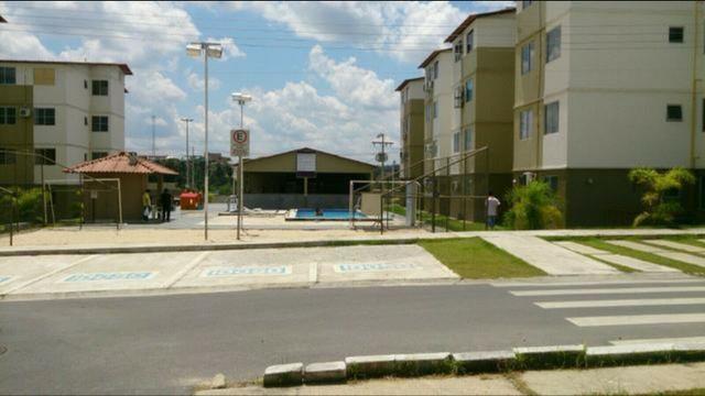 Alugo Apartamento 2 quartos com ar condicionado na Torquato tapajós - Foto 10
