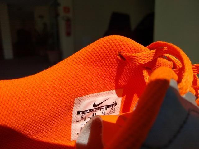 Chuteira Nike tamanho 41 novíssima - Foto 3