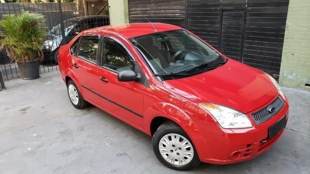 Ford Fiesta Sedan 2008 Flex