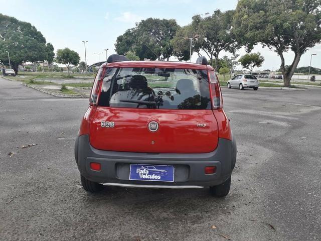 Fiat Uno Way 2012 1.0 COMPLETO SO COM WELINGTON - Foto 6
