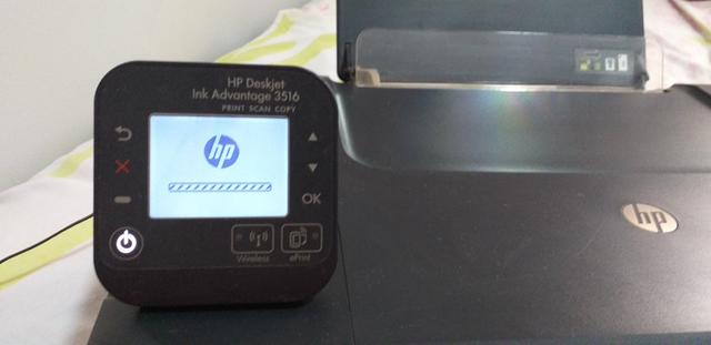 Impressora hp 3516 - Foto 4