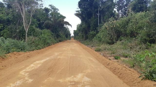 Chácaras do Pupunhal - 100% Legalizado e com Obras Iniciadas )-( - Foto 11