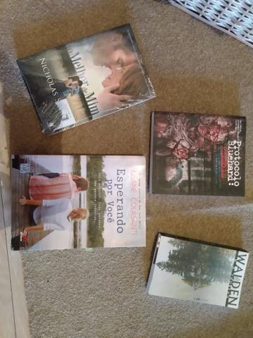 Vendo livros ou troco - Foto 4