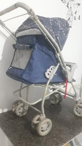 Carrinho d bebê unisex - Foto 2